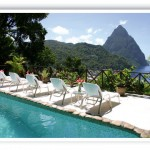 Wedding in Saint Lucia in Mago Estate Hotel