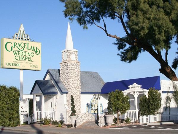 The Legendary Graceland Chapel Las Vegas
