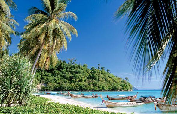Phi Phi Island Village Beach Resort Amp Spa Dream Wedding